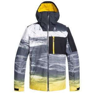 Quiksilver Mission Plus Sulpur Mapple Around