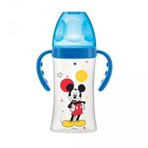 Dodie Biberon Initiation+ avec anses Mickey 270 ml