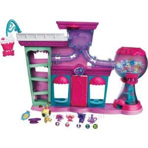 Hasbro La boutique des délices Petshop + 2 Petshop