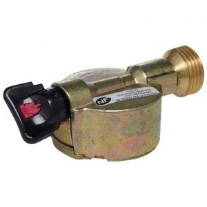 Favex Adaptateur bouteille de gaz à valve D: 20mm - type 511 - Détendeur, Tuyau gaz