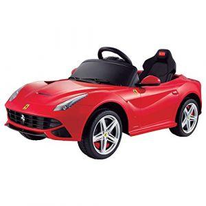 Happy Garden Voiture électrique Ferrari rouge