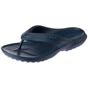 Crocs Classic Flip Kids, Tongs Mixte Enfant, Bleu
