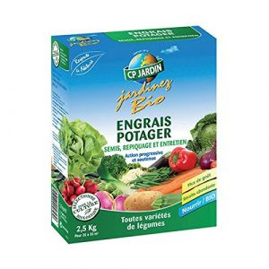 Cp jardin Engrais Potager - Boite 2,5 kg