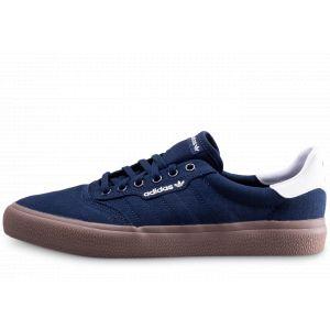 Adidas Baskets basses 3MC bleu - Taille 40,40 2/3,41 1/3