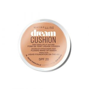 Maybelline Dream Cushion 48 Beige ensoleillé - Fond de teint liquide coussin