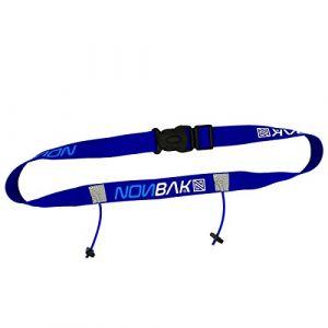 Nonbak Ceintures de course Race Belt - Royal Blue - Taille One Size
