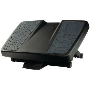 Fellowes 8067001 - Repose-pieds Premium Professional Series, surface massante
