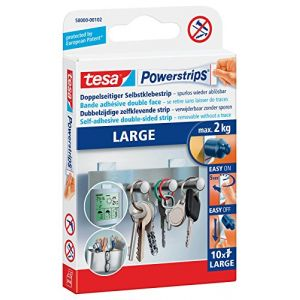 Tesa Powerstrips Large