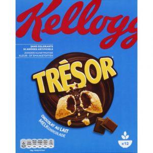 Kellogg's Tresor chocolat au lait