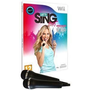 Let's Sing 2016 : version Internationale + 2 Mic [Wii]