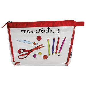 Incidence Trousse Krystal Mes créations taille L