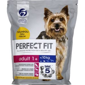 Perfect fit Croquettes chien adult < 10 kg - Poulet 1,4 kg