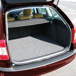 Tapis de protection pour coffre a bagages 130x109cm