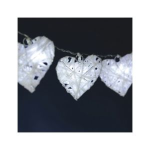 Coeur filant - Guirlande lumineuse 10 LED