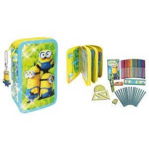 Simba Toys Trousse 3 compartiments Minions