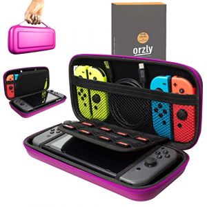 Orzly Etui Rigide en EVA pour Nintendo Switch