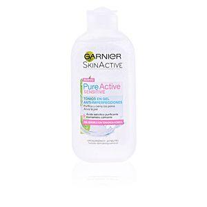 Garnier Tónico en gel Pure Active Sensitive anti-imperfecciones - 200 ml