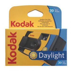 Kodak Jetable Daylight 800 ASA 39 Poses