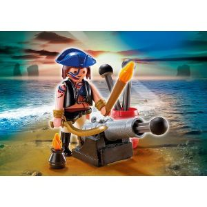 Playmobil 5413 Special Plus - Canonnier des pirates