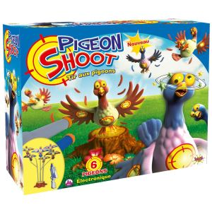 Splash Toys Pigeon Shoot
