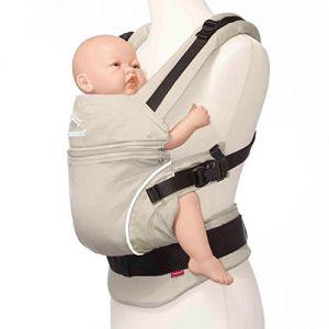 7dc94319084d Manduca Pure Cotton - Porte bébé ventral, dorsal et portage sur ...