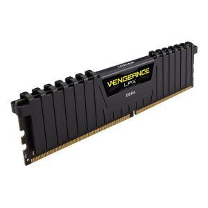 Corsair CMK8GX4M2A2400C16 - Barrette mémoire Vengeance LPX 8 Go (2x 4 Go) DDR4 2400 MHz CL16