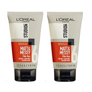 L'Oréal Studio Line Matt & Messy Pâte Fibre Pot 150 ml