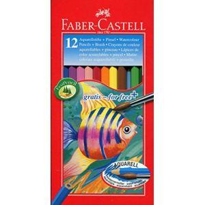 Faber-Castell 114413 Crayon à papier
