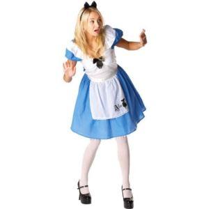 Rubie's Déguisement Alice au pays des merveilles femme (taille M)