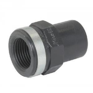 Nicoll ETR63 - Réduction mixte taraudée renforcée mâle Diamètre 63 40x49