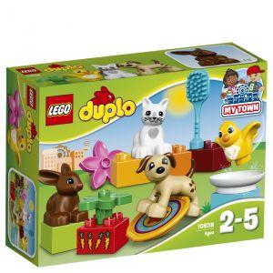 Lego 10838 - Duplo : Les animaux de compagnie