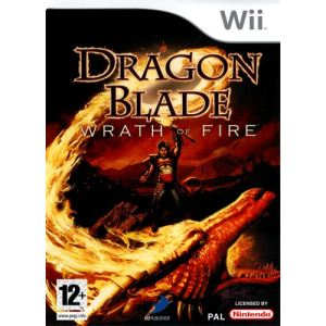 Dragon Blade : Wrath of Fire [Wii]
