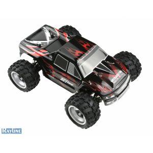RayLine Monster Truck Speed Athletics - Voiture radiocommandée 1:18