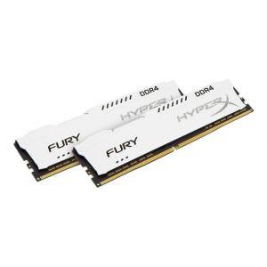 Kingston HX424C15FW2K2/16 - HyperX FURY DDR4 16 Go: 2 x 8 Go DIMM 288 broches