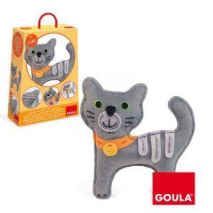 Goula Kit de couture Couds ton chat Lilo