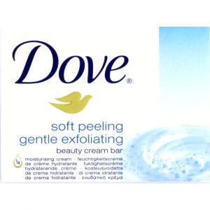 Dove Pain de toilette Soft Peeling gentle exfoliating