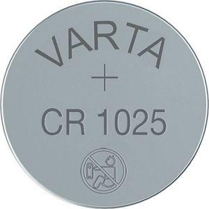 Varta Pile bouton CR 1025 lithium 25 mAh 3 V 1 pc(s)