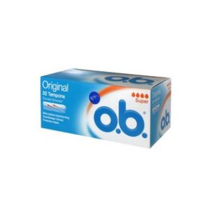 o.b. Pro Comfort - 32 tampons hygiéniques Super