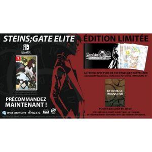 Steins; Gate Elite - Limited Edition [Switch]