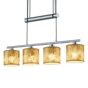 Trio Suspension GARDA Nickel mat 305400479 Lighting -