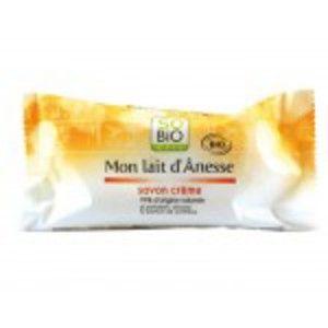 So'Bio Étic Mon Lait d'Ânesse - Savon crème
