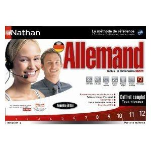 Coffret complet Nathan Allemand - 2009 [Windows]