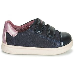 Geox Chaussures enfant B DJROCK GIRL bleu - Taille 20,21,22,23