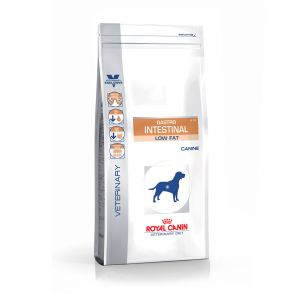 Royal Canin Gastro Intestinal Low Fat (LF 22) Veterinary Diet - Croquettes pour chien 6 kg