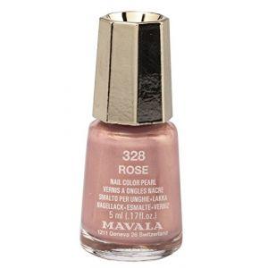 Mavala Vernis à ongles n°328 crème rose