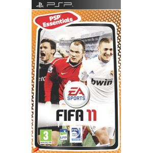 FIFA 11 sur PSP