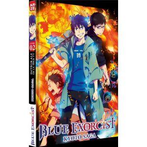 BLUE EXORCIST KYOTO SAGA - Coffret 2/2 - BR [Blu-Ray]