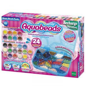 Epoch Aquabeads : Mega pack 2400 Perles