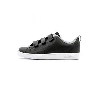 Adidas Vs ADV Cl CMF C, Chaussures de Fitness Mixte Enfant, Noir (Negbas/Gricin 000), 31 EU