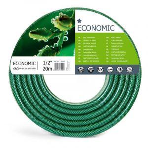 """Image de Cellfast TERRA Tuyau d'arrosage Economic, vert, 1/2"""", 50 m"""